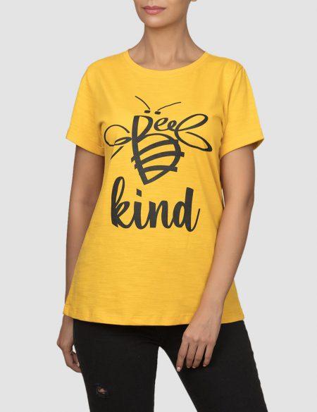 تیشرت زنانه زنبور